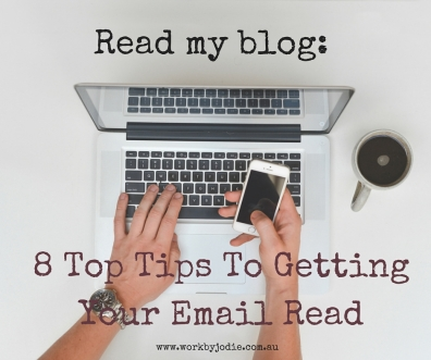8tips to getting emailread